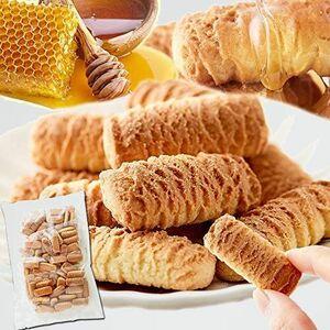 新品 好評 はちみつクッキ- 天然生活 Y-JC 蜂蜜 ハチミツ 500g (約125g×4袋) お徳用 焼き菓子 国内製造 こども おやつ