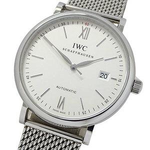 インターナショナルウォッチカンパニー IWC 時計 IW356505 ポートフィノ 自動巻き AT デイト メンズ