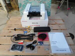 パイオニア ハイエンド・オーディオ DEH-970 1Dメインユニット 送料無料
