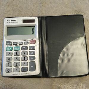 SHARP 電卓 計算機 シャープ