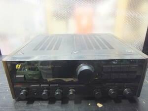 中古◆プリメインアンプ◆山水電気/SANSUI◆AV-α 707L EXTRA◆1990年◆難有◆簡易動作確認済 U-8972