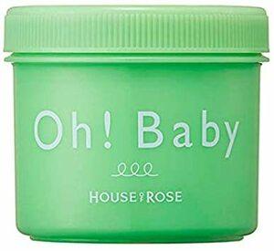 350グラム (x 1) HOUSE OF ROSE ハウス オブ ローゼ/ボディ スムーザー GL (グリーンレモンの香り)