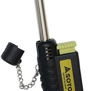 ソト SOTO スライドガストーチ ブラック×オリーブ ST-480C 正規品 新品未開封 送料無料