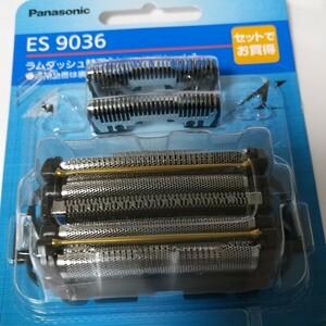 パナソニック 替刃 ES9036