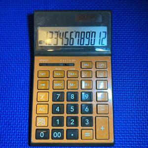 electronic calculator社 電卓 金融電卓