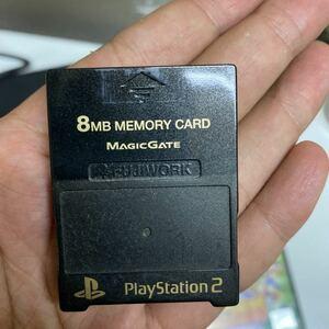メモリーカード PS2