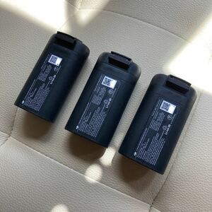 mavic mini DJI 1100mA バッテリー 3本