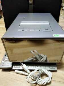 ジャンク品 Panasonic パナソニック HDD搭載 CD.SDステレオシステム ミニコンポ SA-SX850