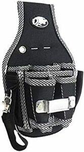Aタイプ 工具用ウエストバッグ 大工 電工用 作業効率の良い機能設計 工具差し 工具袋 ポーチ腰袋 ベルトポーチ ツールバッグ