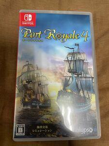 port royale4 ポートロイヤル4 Nintendo Switch