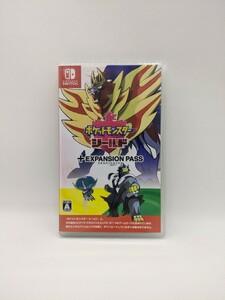 ポケットモンスター シールド+エキスパンションパス Nintendo Switch ニンテンドースイッチ ポケモン