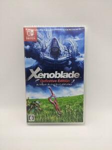 ゼノブレイド ディフィニティブエディション Xenoblade Definitive Edition Switch