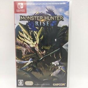 モンスターハンターライズ Nintendo Switch ニンテンドースイッチ モンハン