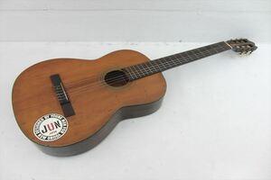 ▼ 矢入貞夫 型番不明 クラシックギター 現状品 中古 210905A1256