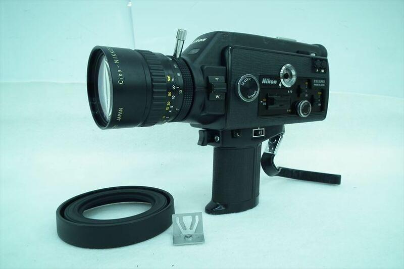☆ Nikon ニコン R10SUPER ビデオカメラ 中古 現状品 211007G2298