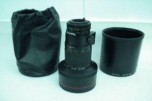 ☆ Tokina トキナー AT-X SD300mm 1:2.8 レンズ ソフトケース付き 中古 現状品 211007R4441