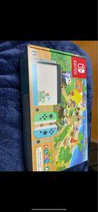Nintendo Switch どうぶつの森エディション