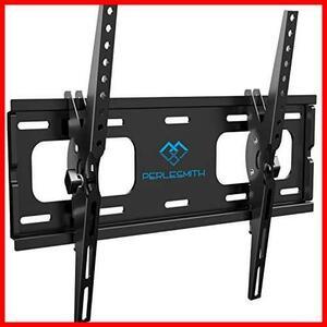【最安】(ブラック) 液晶テレビ用 耐荷重60kg LCD ティルト±10度 bbha805 テレビ壁掛け金具 26-55インチ対応 LED PERLESMITH