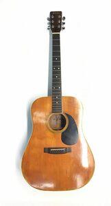 ◆昭和レトロ!Aria & GO アリア アコースティックギター No.0728 ジャンク 弦無し!ケース付!◆アリアプロ Ariapro アコギ ギター 楽器