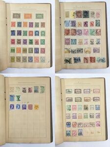 ◆希少!国内 国外 切手コレクション 消印付 使用済◆古物 アンティーク 中国 マニア コレクション ヨーロッパ