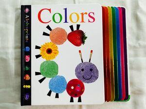 英語絵本《colors》