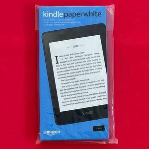 未開封新品 Amazon Kindle Paperwhite 32GBブラック 防水機能 広告付き Wi-Fi 電子書籍リーダー