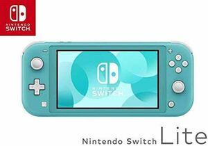 【新品】値下げ交渉有!ニンテンドースイッチライト 任天堂スイッチLite Nintendo Switch Lite ターコイズ