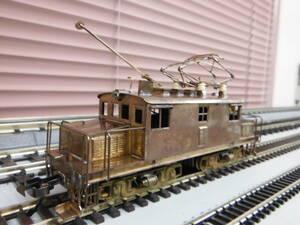 HOゲージ 電気機関車 KAWAI MODEL カワイモデル サウスショア 真鍮製 改修品