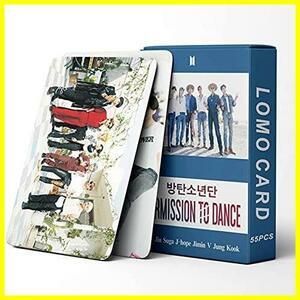 ★色:PermissionToDance★ BTS トレカ 54枚 BTS グッズ 防弾少年団 アルバム FESTA BUTTER-LOMO CARD SET Photocard Set 写真