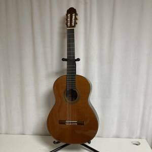 Aria★A-100C クラシックギター オール単板 弦新調済 アリア 直接引取OK