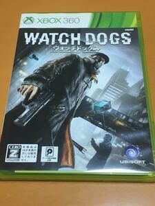 xbox360 Watch Dogs ウォッチドッグス WATCH DOGS