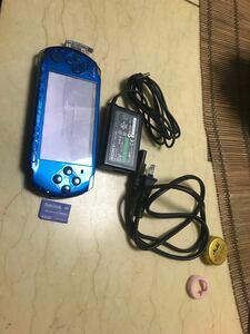 PSP 3000 ブルー