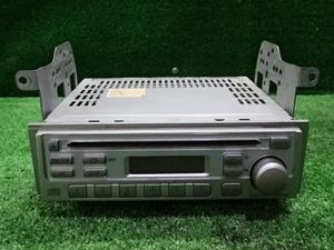 今だけ送料50%オフ! スズキ ワゴンR FX ワゴンアール・MH21S H16年式・純正オーディオデッキ・CD、AM・FMラジオデッキ・CDプレーヤー