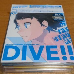 DIVE!! Blu-ray Disc BOX〈完全生産限定版・4枚組〉