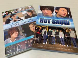 HOT SNOW('11メディアプルポ) Blu-ray