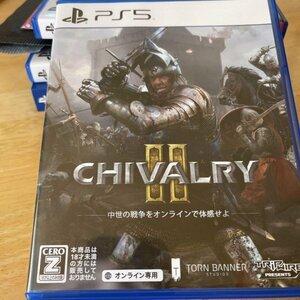 PS5 CHIVALRY Ⅱ プレイステーション5 シバルリー2