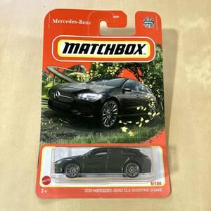 MATCHBOX マッチボックス / 2020 メルセデス ベンツ CLA シューティングブレーク ブラック