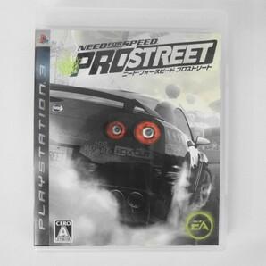 PS34 21-009 ソニー sony プレイステーション3 PS3 プレステ3 ニード・フォー・スピード プロストリート EA シリーズ レトロ ゲーム ソフト