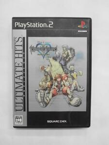 PS2 21-049 ソニー sony プレイステーション2 PS2 プレステ2 キングダム ハーツ ファイナルミックス レトロ ゲーム ソフト 使用感あり