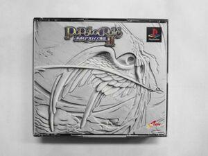 PS21-062 ソニー sony プレイステーション PS 1 プレステ ポポロクロイス物語2 レトロ ゲーム ソフト 取説なし