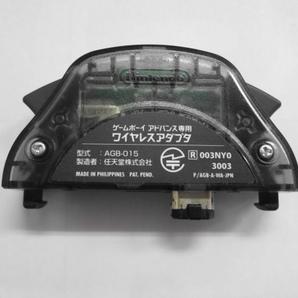 GB21-008 任天堂 ニンテンドー ゲームボーイアドバンス GBA ワイヤレスアダプタ AGB-015 レトロ ゲーム ソフト