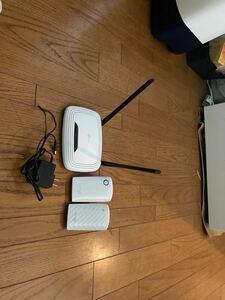 TP-Link 無線LANルーター  無線LAN中継器