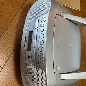 SONY CDラジオ ZSー10CP MP3可