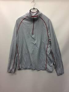 クラウドベイル cloudveil 長袖シャツ 速乾素材 Lサイズ グレー