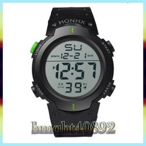 ul●ファッションメンズデジタル腕時計防水メンズスポーツクォーツ腕時計レロジオ Masculino ミリタリー軍の Led 男性電子時計 k