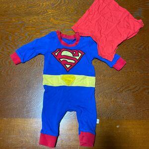 スーパーマンコスチューム