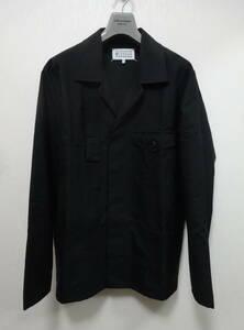 Maison Margiela メゾンマルジェラ ⑩ 美品 2020 ウールジャケット 46 10