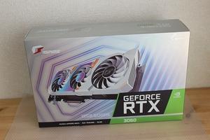 ★新品!COLORFUL iGame GeForce RTX 3060 Ultra W OC 12G L-V NVIDIA グラフィックボード★