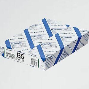 好評 新品 コピ-用紙 コクヨ P-GA 共用紙 KB-KW35 B5 紙厚0.09mm 500枚 PPC用紙