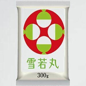 新品 目玉 アイリスオ-ヤマ 【精米】 1-TQ 雪若丸 300g 低温製法米 山形県産